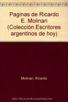 Papel PÁGINAS DE RICARDO MOLINARI