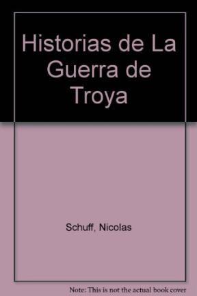 Papel Historias De La Guerra De Troya