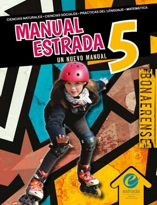Libro Manual Estrada 5 Bonaerense