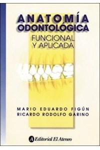 Papel Anatomia Odontologica Funcional Y Aplicada