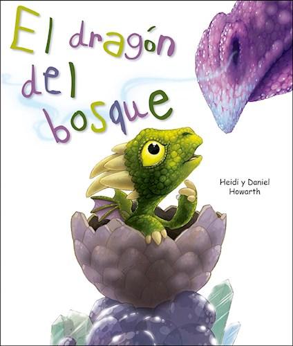 LIBRO EL DRAGON DEL BOSQUE