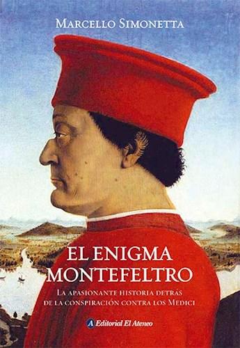 Libro El Enigma Montefeltro