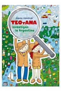 Papel Teo Y Ana Investigan La Argentina