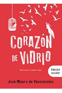 Papel Corazon De Vidrio