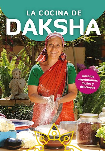 Libro La Cocina De Daksha