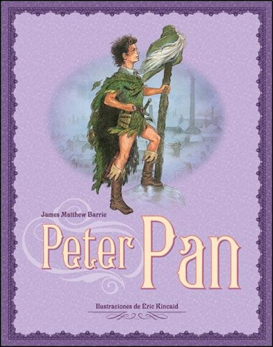 Papel Peter Pan En Los Jardines De Kensington