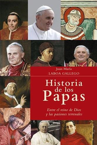 Libro Historia De Los Papas