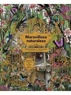 LIBRO MARAVILLOSA NATURALEZA
