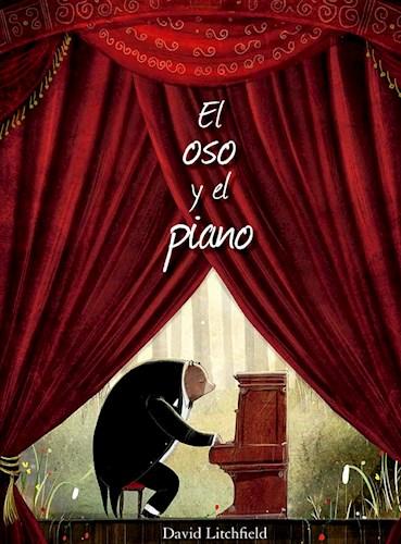 LIBRO EL OSO Y EL PIANO