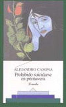 Libro Prohibido Suicidarse En Primavera