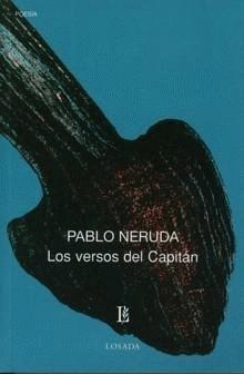 Libro Los Versos Del Capitan