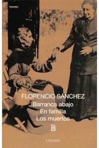 Papel Barranca Abajo - En Familia - Los Muertos