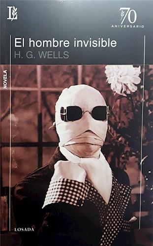 Libro El Hombre Invisible