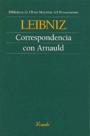 Libro Correspondencia Con Arnauld