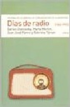 Libro Dias De Radio 1960 - 1995