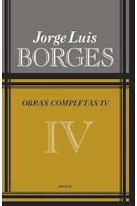 Papel Obras Completas - Borges Nº 4 -