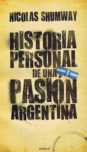 Papel Historia Personal De Una Pasion Personal