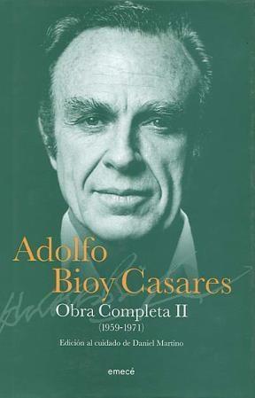 Papel OBRA COMPLETA II (1959-1971) -CASARES-