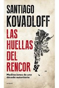 Papel Las Huellas Del Rencor