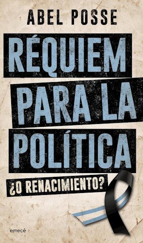 Libro Requiem Para La Politica