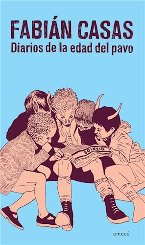 E-book Diarios De La Edad Del Pavo
