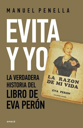 Libro Evita Y Yo