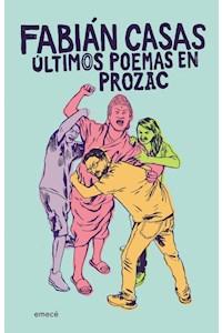 Papel Últimos Poemas En Prozac