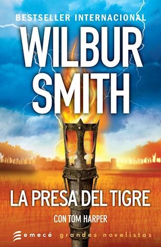Libro La Presa Del Tigre