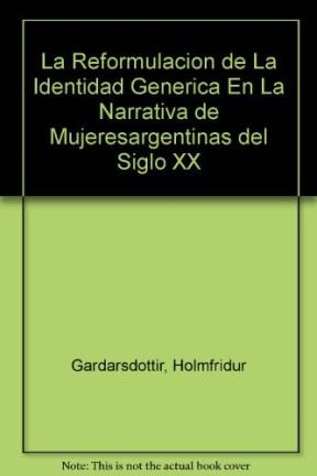 Papel Reformulacion De La Identidad Generica, La