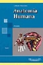 Papel Anatomia Humana T 2 Latarjet Edicion 4