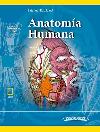 Papel Anatomia Humana Tomo 1 - 5º Edicion