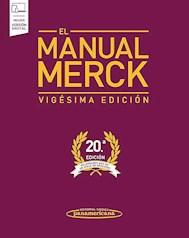 Papel El Manual Merck Ed.20