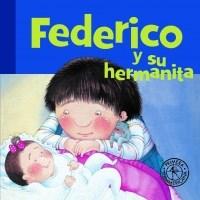 Libro Federico Y Su Hermanita