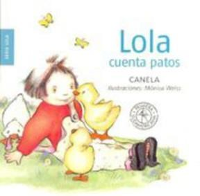 Papel Lola Cuenta Patos Td