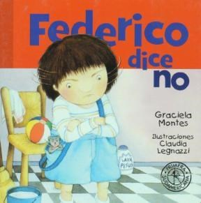 Papel Federico Dice No Td