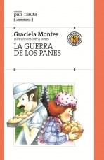 Papel GUERRA DE LOS PANES (COLECCION PAN FLAUTA) (BOLSILLO)