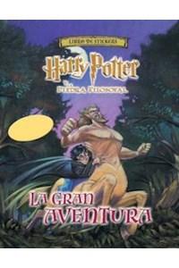 Papel Libro De Stickers - Harry Potter La Gran Aventura