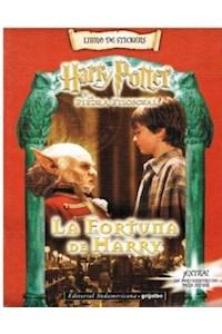 Papel Libro De Stickers - Harry Potter La Fortuna