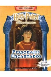 Papel Libro De Stickers - Harry Potter Personajes