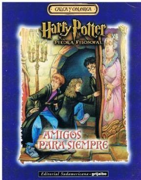 HARRY POTTER AMIGOS PARA SIEMPRE **