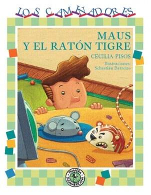 Papel Maus Y El Raton Tigre
