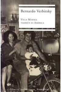 Papel Villa Miseria, Tambien Es America