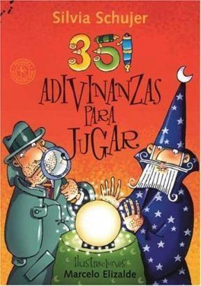 Libro 351 Adivinanzas Para Jugar