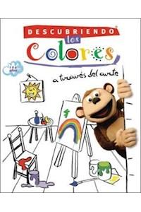 Papel Descubriendo Los Colores (Con Peluche)
