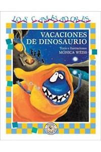 Papel Vacaciones De Dinosaurio