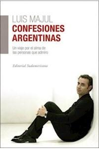Papel Confesiones Argentinas