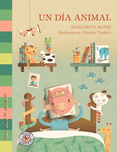 Papel UN DIA ANIMAL (COLECCION LOS CAMINADORES)
