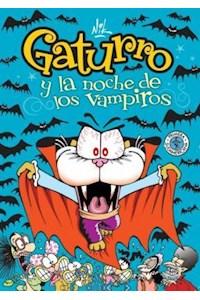 Papel Gaturro Y La Noche De Los Vampiros
