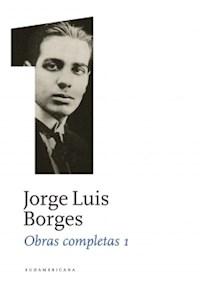 Papel Obras Completas 1 - Borges