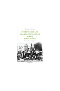 Papel Historia De Las Clases Populares 1